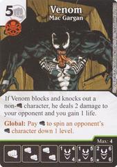 Venom - Mac Gargan (Die & Card Combo)