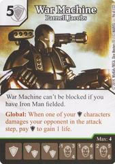 War Machine - Parnell Jacobs (Die & Card Combo)