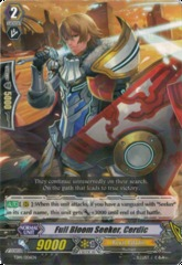 Full Bloom Seeker, Cerdic - TD14/006EN - TD - R