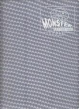 2-Pocket Monster Binder - Holo Silver