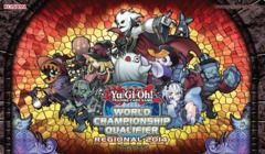 World Championship 2014 SHSP Regional season: Ghostrick Monsters Playmat