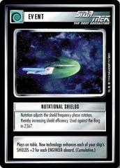 Nutational Shields