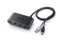 Accessory: Wii U Adapter for Game Cube Controller