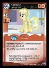 Applejack, Crystallized - 21