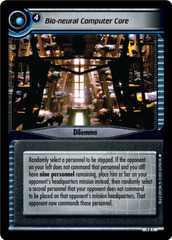 Bio-neural Computer Core