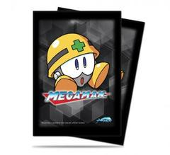 84419 - Ultra PRO Megaman Met Sleeves (50 ct.) on Channel Fireball