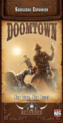 Doomtown: Reloaded - Saddle Bag Expansion 1: New Town, New Rules