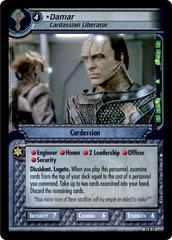 Damar, Cardassian Liberator