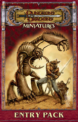D&D Miniatures Entry Pack