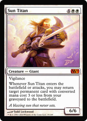 Sun Titan - Oversized Player Rewards
