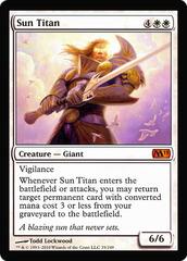 Sun Titan - Oversized Player Rewards