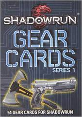 Shadowrun: Gear Cards Series 1