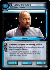 Benjamin Sisko, Bold Captain