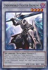 Underworld Fighter Balmung - AP06-EN009 - Super Rare - Unlimited Edition