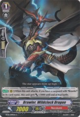 Brawler, Wildclock Dragon - BT16/099EN - C