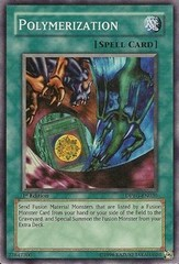 Polymerization - DPYG-EN020 - Super Rare - 1st Edition