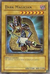 Dark Magician - DPYG-EN001 - Rare - 1st Edition on Ideal808