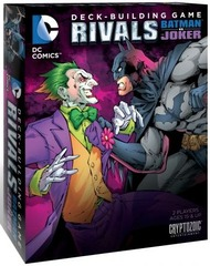 Rivals – Batman vs The Joker (DC Comics Deck-Building Game)