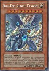 Blue-Eyes Shining Dragon - RP02-EN096 - Secret Rare - Unlimited Edition on Channel Fireball