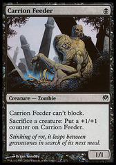 Carrion Feeder on Channel Fireball