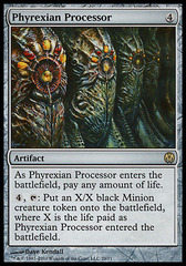 Phyrexian Processor on Channel Fireball