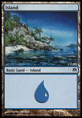 Island (68) on Channel Fireball