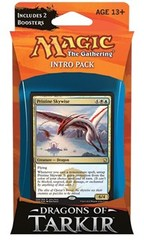 Dragons of Tarkir Intro Pack - Ojutai (White/Blue)