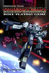 Robotech The Shadow Chronicles RPG