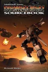 Robotech The Masters Saga Sourcebook