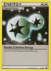 Double Colorless Energy (Crazy Punch) - 96/102 - Michikazu Tsu - WCS 2014
