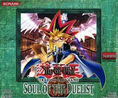 Soul of the Duelist 1st Edition Booster Box