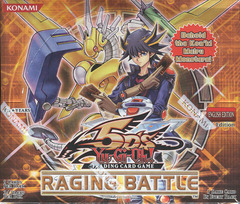Raging Battle 1st Edition Booster Box