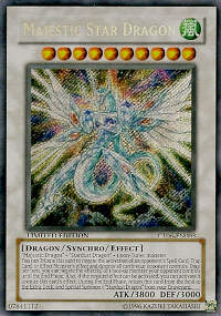 Majestic Star Dragon - CT06-EN003 - Secret Rare - Limited Edition