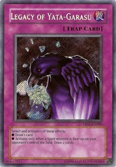 Legacy of Yata-Garasu - Secret Rare - PP01-EN009 - Secret Rare - Unlimited