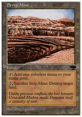 Strip Mine on Channel Fireball