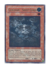 Cloudian - Sheep Cloud - Ultimate - GLAS-EN008 - Ultimate Rare - 1st Edition on Channel Fireball