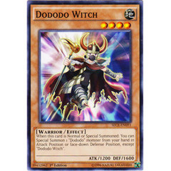 Dododo Witch - SECE-EN091 - Common - 1st Edition