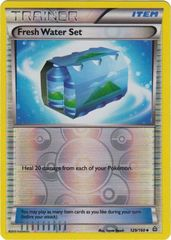 Fresh Water Set - 129/160 - Uncommon - Reverse Holo