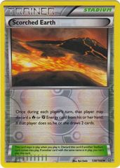 Scorched Earth - 138/160 - Uncommon - Reverse Holo