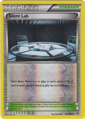 Silent Lab - 140/160 - Uncommon - Reverse Holo