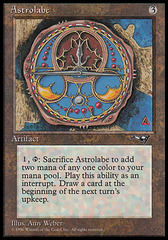 Astrolabe (Map Background) on Channel Fireball