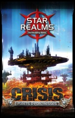Star Realms: Crisis - Fleets & Fortresses Booster Pack