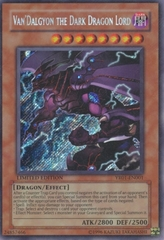 Van'Dalgyon the Dark Dragon Lord - YR01-EN001 - Secret Rare - Promo Edition on Ideal808