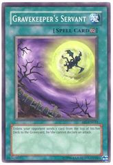 Gravekeeper's Servant - SRL-031 - Common - Unlimited Edition