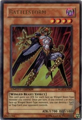 Battlestorm - RGBT-ENSP1 - Super Rare - Limited Edition