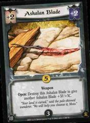 Ashalan Blade