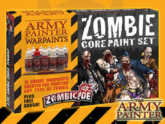 Zombicide - Core Paint Set