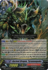 BT17/015EN - Ancient Dragon, Tyrannoquake - RR