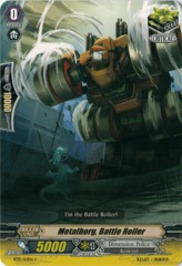 Metalborg, Battle Roller - BT17/112EN - C