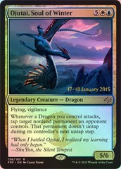 Ojutai, Soul of Winter - Prerelease Promo